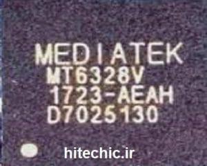 آی سی تغذیه MT6328V