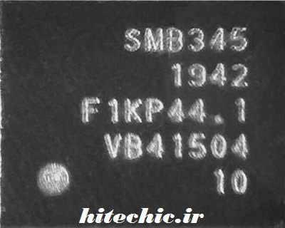آی سی شارژ ایسوس – شماره فنی SMB345